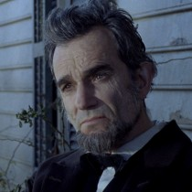"""LINCOLN""  619869  Daniel Day-Lewis portrays President Abraham Lincoln in this scene from director Steven Spielberg's drama ""Lincoln"" from DreamWorks Pictures and Twentieth Century Fox.    © 2012 DreamWorks II Distribution Co., LLC and Twentieth Century Fox Film Corporation.  All Rights Reserved."