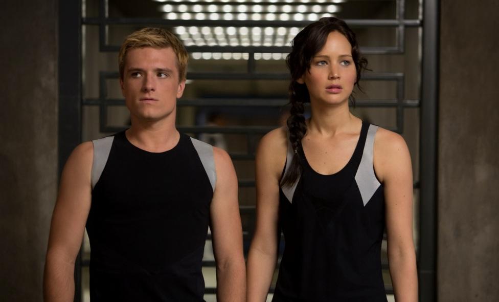 Los Juegos Del Hambre En Llamas Katniss Y Peeta Vuelven A La