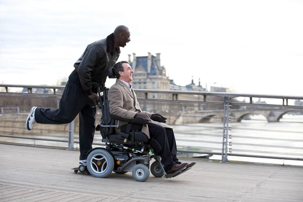 el silla de ruedas pelicula