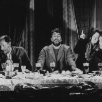 ThenotoriousLast Supper sequence inLuis Buñuel'sVIRIDIANA. Credit: Janus Films. Playing 4/24 - 4/30.