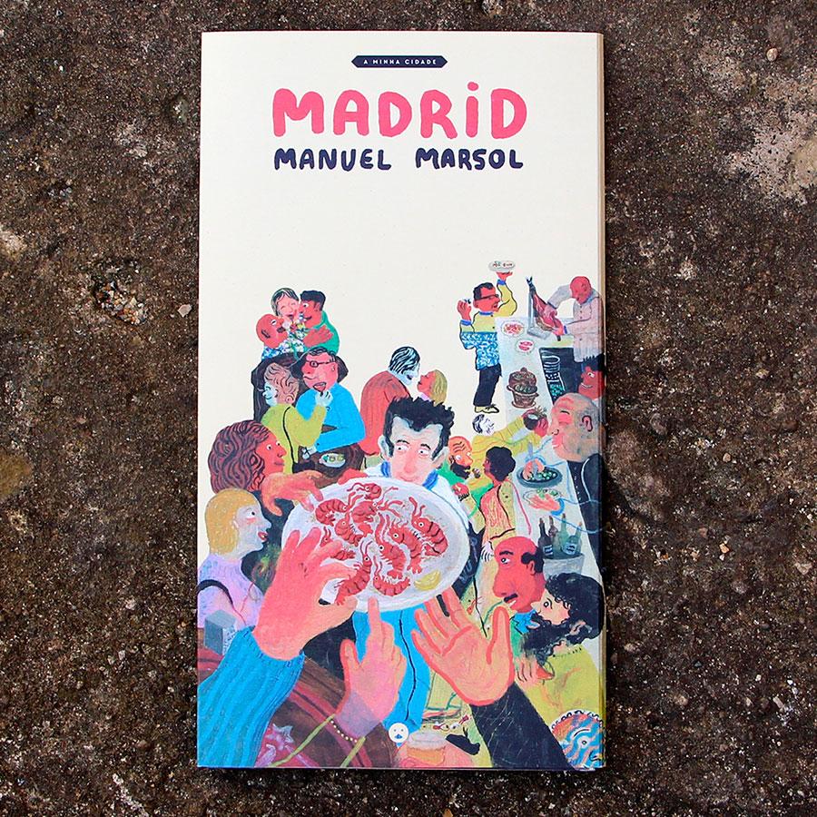 Madrid A Minha Cidade
